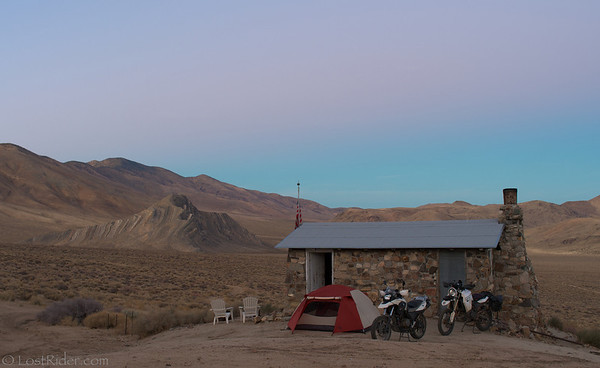 Lost in Death Valley 2012