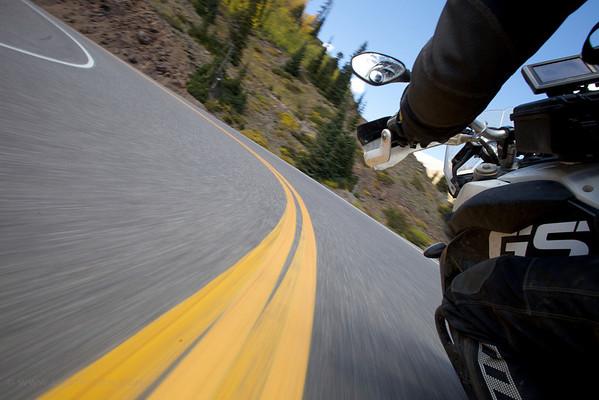 Hwy 550 Colorado, Trans America Trail