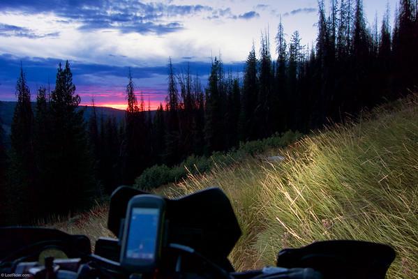 Lost in Idaho